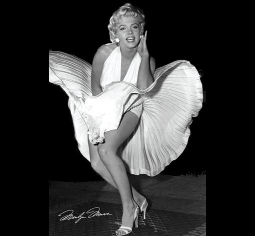 Marylin Monroe Dress